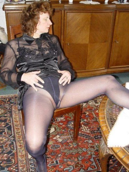 Frauen in Strumpfhosen