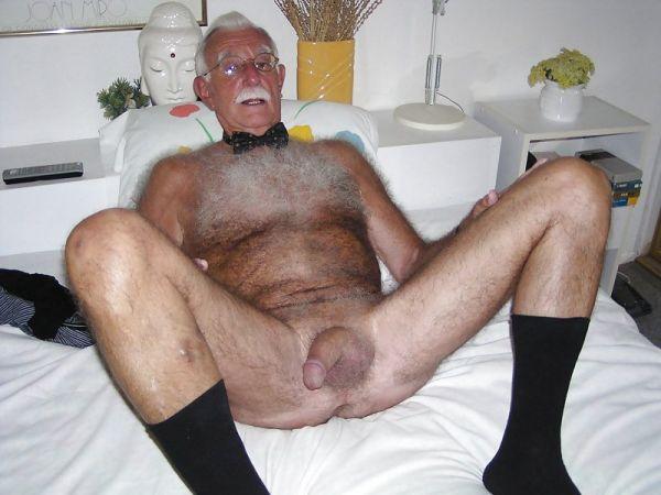 Geiler Opa