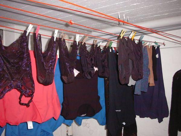 Im Wäschekeller